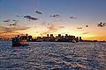 Boston Harbor at sunset.jpg