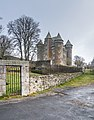 Bousquet Castle in Montpeyroux 02.jpg