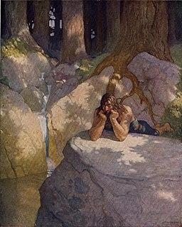 Boys King Arthur - N. C. Wyeth - p52