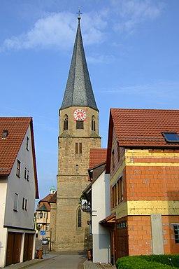 Brackenheim Pfarrkirche