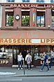 Brasserie Lipp, Paris May 2014.jpg