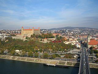Podhradie, Bratislava
