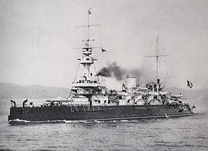 French battleship Brennus