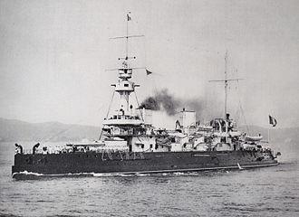 French battleship Brennus - Image: Brennus Marius Bar img 3134