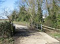 Bridge over Bin Brook - geograph.org.uk - 1188340.jpg