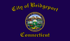 Flag of City of Bridgeport