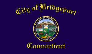 Miss America 1926 - Image: Bridgeport flag