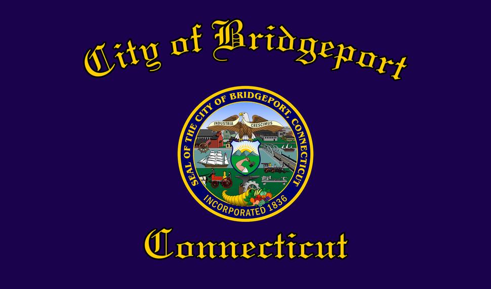 Flag of Bridgeport, Connecticut