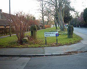 Dore - Brinkburn Grange entrance