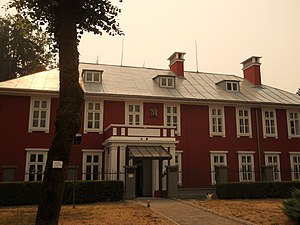 University of Montenegro Music Academy - Image: British Embassy Cetinje