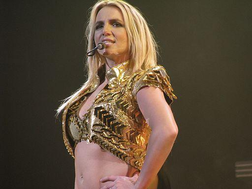 Britney Spears-FFT-Toronto