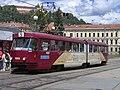 Brno, Staré Brno, Mendlovo náměstí, Tatra K2 (2).jpg
