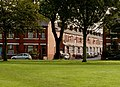 Broadfield Road with Cadogan Street in the background, from Millenium Park in Moss Side, Manchester - panoramio.jpg