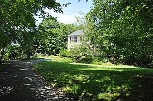 Timothy Corey House No. 1 - Image: Brookline MA Timothy Corey House Number One