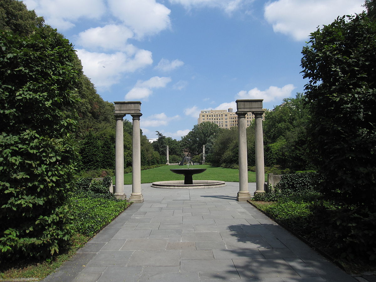 Jardin Botanique De Brooklyn Wikip Dia