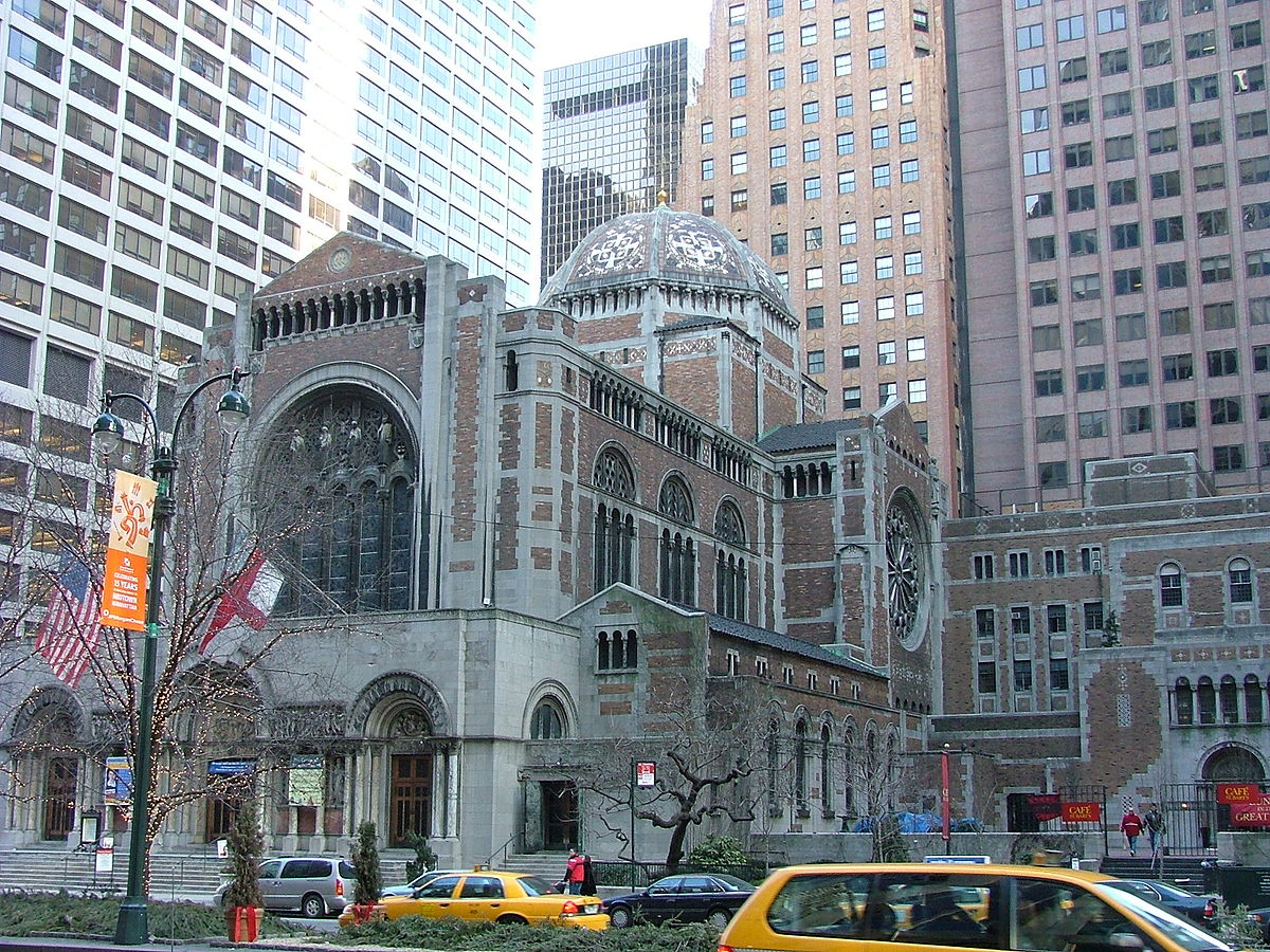 st bartholomew s church new york city wikipedia. Black Bedroom Furniture Sets. Home Design Ideas