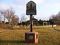 Brundish Village Sign - geograph.org.uk - 1095318.jpg