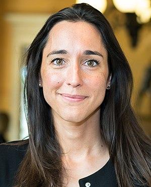 Brune Poirson - Poirson in 2017