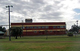 Brunswick Junction, Western Australia Town in Western Australia