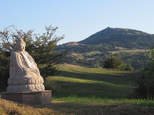 Buddha di Merigar West