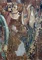 Buffalmacco, trionfo della morte, incontro dei tre vivi coi tre morti 16 servitore con cacciagione.jpg