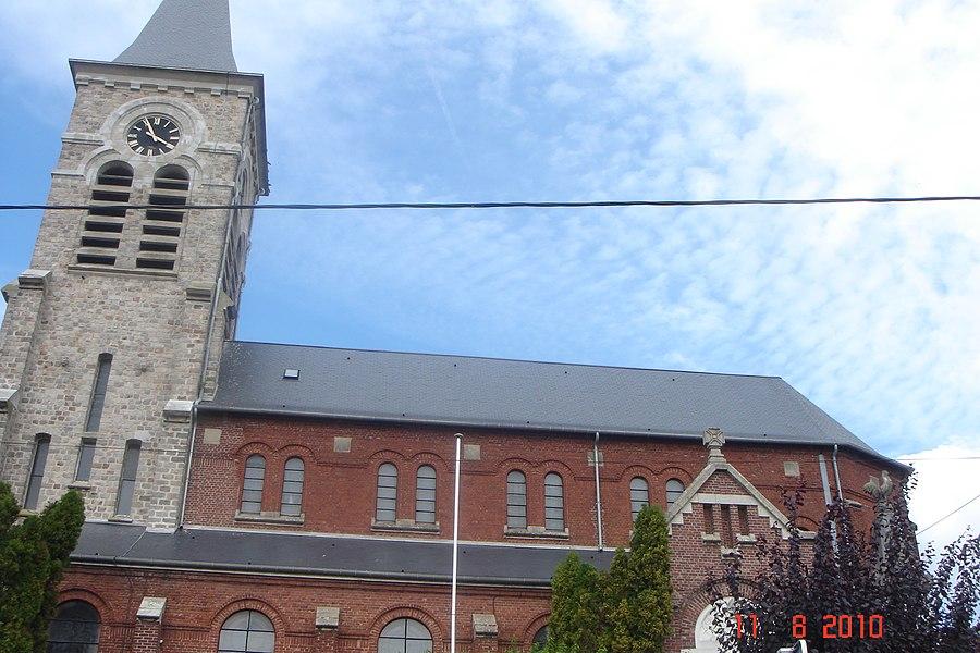 Église de Bugnicourt