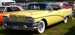 Buick Limited Serie 700 Modell 756 Cabriolet (1958)