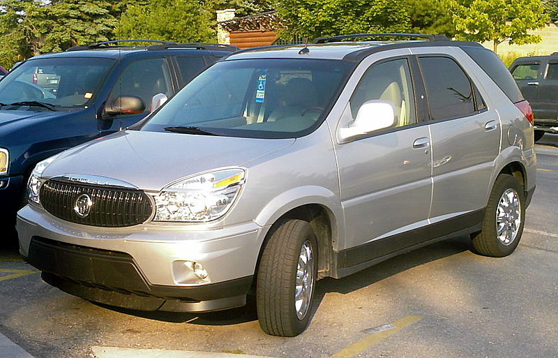Buick Rendezvous Pictures / Photos. Email This BlogThis!