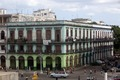 Buildings across from the Capitol on the Prado in Havana, Cuba LCCN2010639025.tif