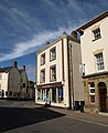 Buildings in The Square, Wiveliscombe - geograph.org.uk - 1520063.jpg