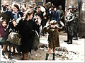 Bundesarchiv Bild 183-41636-0002, Warschauer Ghetto-Aufstand, Verhaftungen Recolored.jpg