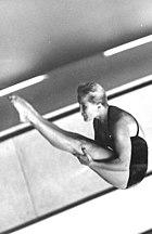 Bundesarchiv Bild 183-C0819-0018-002, Köln, Olympiaausscheidung im Turmspringen, Ingrid Krämer