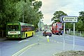Buses, Chipping Ongar, 1994 - geograph.org.uk - 1997969.jpg