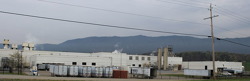 Tiedosto:Bush Brothers cannery Chestnut Hill Tennessee 1.JPG