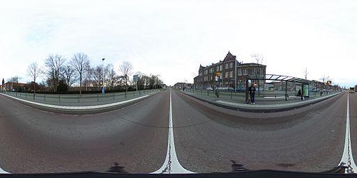 Bushalte Majellapark, Utrecht (unedited) (23638698349)