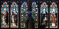Buttevant St. Mary's Church West Transept Window Lower Lights 2012 09 08.jpg