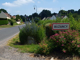 Buzancy, Aisne Commune in Hauts-de-France, France