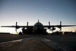 C-130H Hercules early birds 160106-Z-XQ637-002.jpg