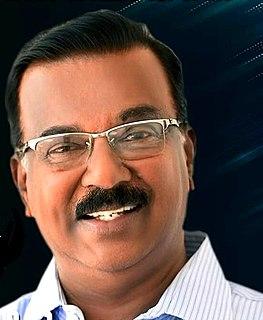C. Divakaran Indian politician