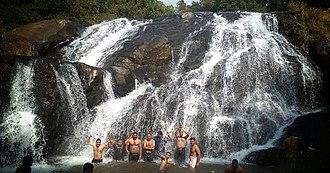 Catherine Falls - Catherine Water Falls is in Kotagiri, Tamil Nadu