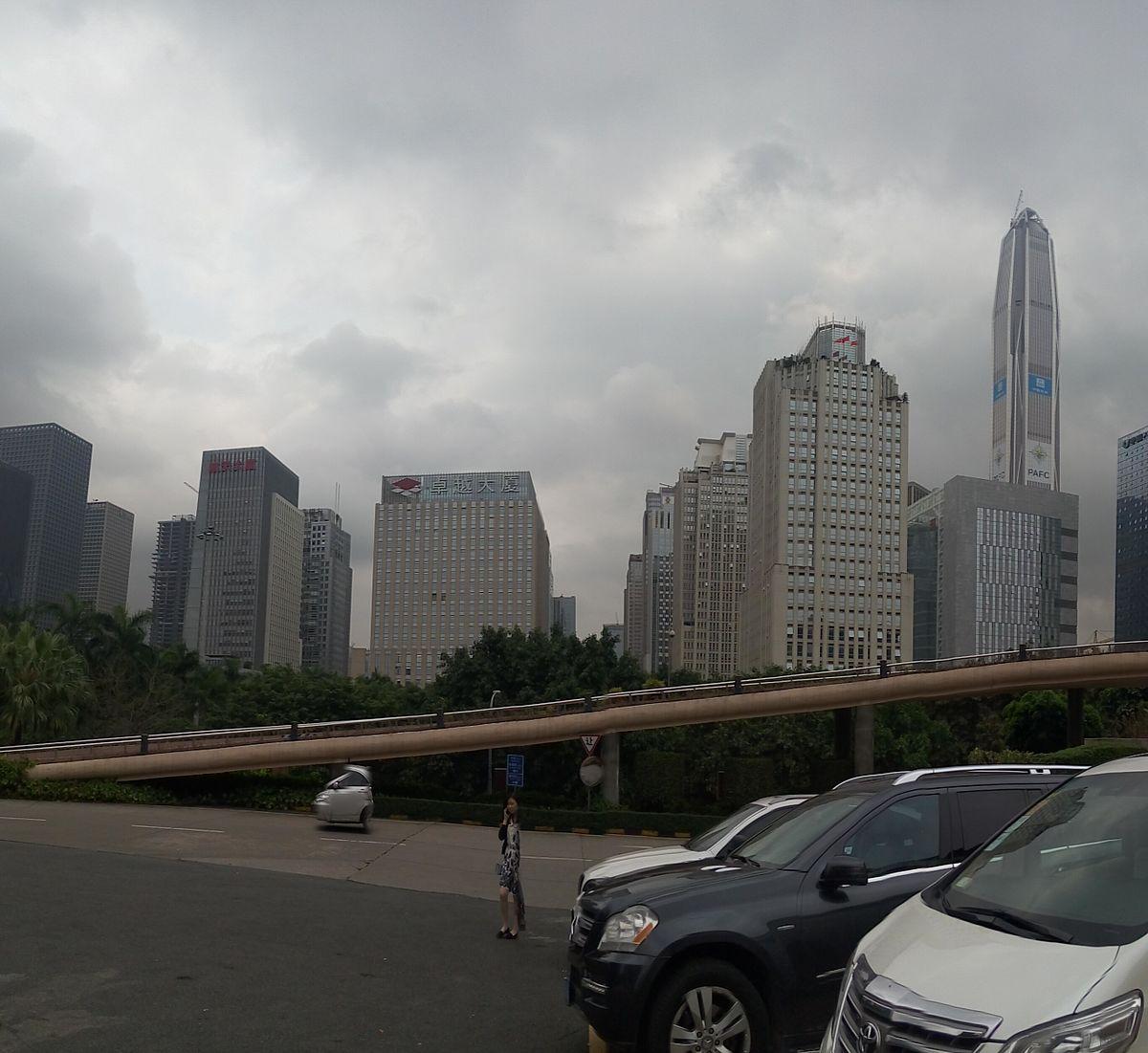 List Of Tallest Buildings In Shenzhen Wikipedia