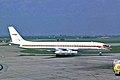 CF-TJN DC-8-54CF Trans Canada Airlines LHR 04MAY63 (5577579471).jpg