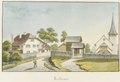 CH-NB - Bolligen, Pfarrhaus und Kirche - Collection Gugelmann - GS-GUGE-WEIBEL-D-19b.tif