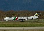 CS-TPE Fokker 100 (F28-0100) F100 - PGA (25644689374).jpg