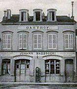 Caf Ef Bf Bd Restaurant Place Daisne Limoges