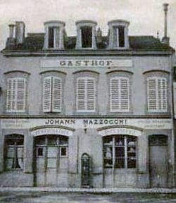 Caf Ef Bf Bd Restaurant Aux Trois Paysans Mulhouse