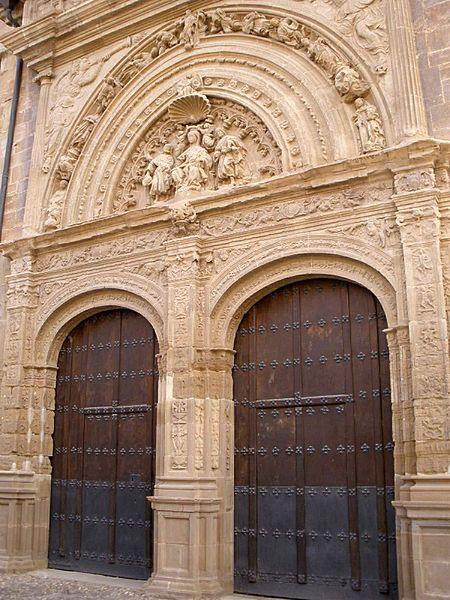 File:Calahorra - Catedral 18 - Portada de San Jeronimo.jpg