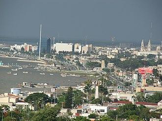 Municipalities of Campeche - Image: Campeche City