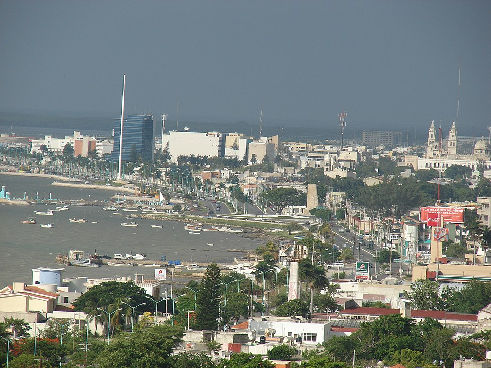 Panoramic of the city