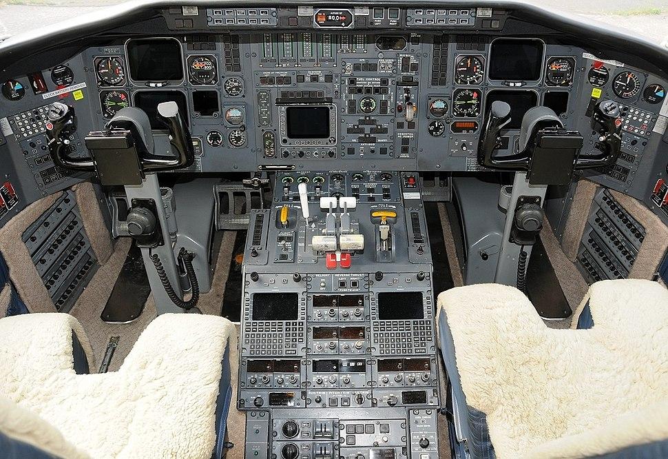 Canadair CL-600-2A12 Challenger 601 AN2214078